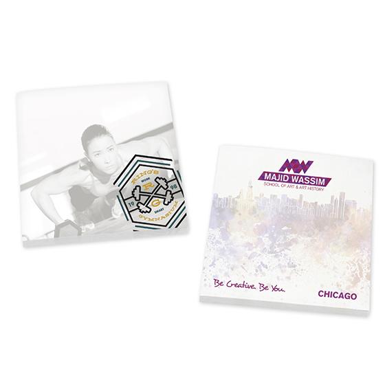 Adhesive Note Pads - 50 Sheets